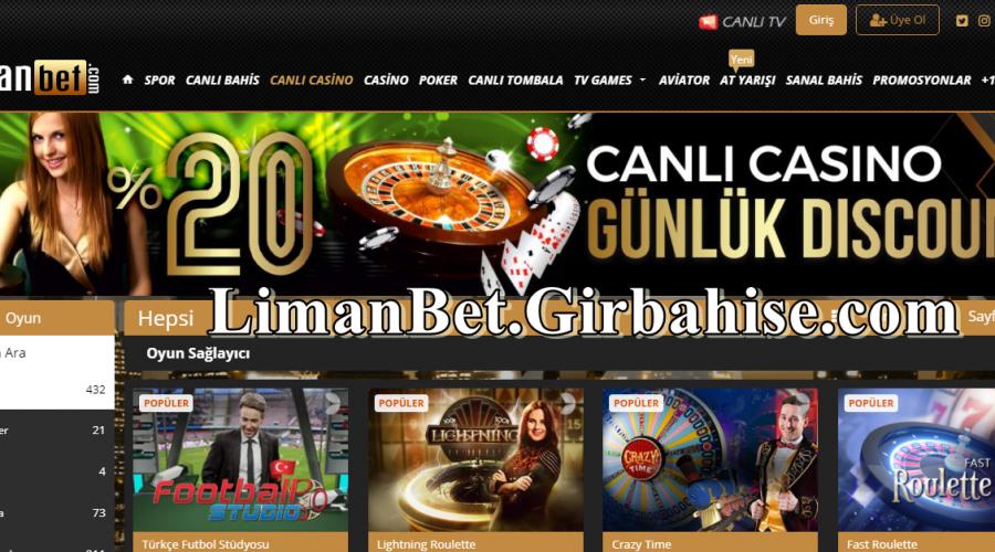 limanbet canli casino